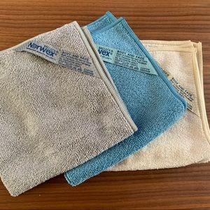 Norwex Coastal Body Cloth Set of 3